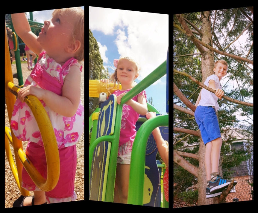 An eventful start to our picnic at thepark.